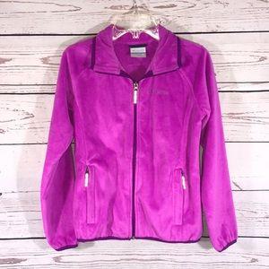 Columbia jacket size 10/12
